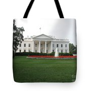 The White House - Washington D C Tote Bag