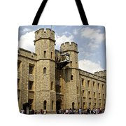 The White Tower C1078 Tote Bag
