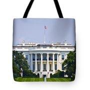 The Whitehouse - Washington Dc Tote Bag