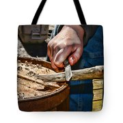 The Whittler Tote Bag