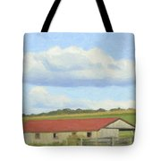 The Whole Farm To Himself Tote Bag