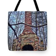 The Wide Open Family Room Tote Bag