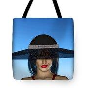 The Widow... Tote Bag