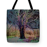 10994 The Widow Tree Tote Bag