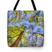 The Wild Forest Tote Bag
