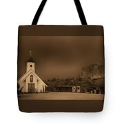 The Wild West  Tote Bag