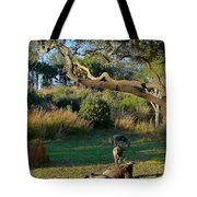 The Wildebeest Tote Bag