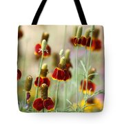 The Wildest Of Flowers Tote Bag