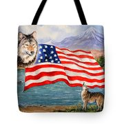The Wildlife Freedom Collection 1 Tote Bag