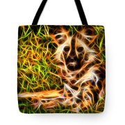 The Wildness In Me  Tote Bag