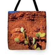The Will To Live Tote Bag