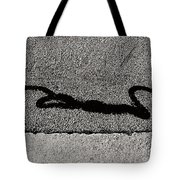 The Winding Affection Tote Bag