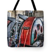 The Winding Engine Tote Bag
