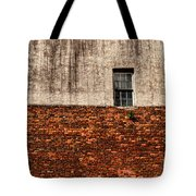 The Window Above Tote Bag