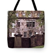 The Window Where Was Born Harry Potter' Tote Bag