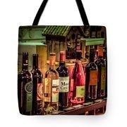 The Wine Shop Tote Bag
