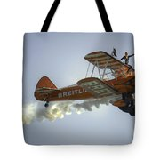 The Wing Walker  Tote Bag