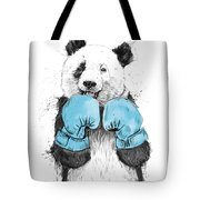 The Winner Tote Bag by Balazs Solti