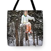 The Winter Greeter Tote Bag