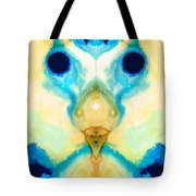 The Wise Ones - Visionary Art By Sharon Cummings Tote Bag