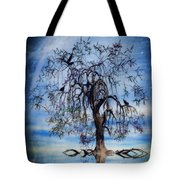 The Wishing Tree Tote Bag by John Edwards