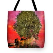 The Wishing Tree Two Of Two Tote Bag