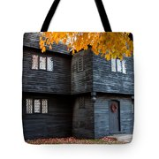 The Witch House Tote Bag