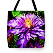 The Witch Queen Of New Orleans  Tote Bag