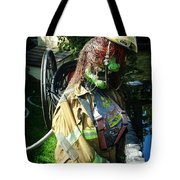 The Witches Fire Department Tote Bag