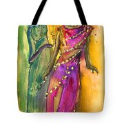 The Witches From Las Palmas Tote Bag