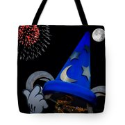 The Wizard Walt Disney World Tote Bag
