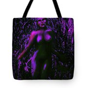 The Wood Nymph Emerges Tote Bag