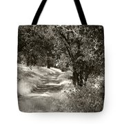 The Wooded Path Tote Bag
