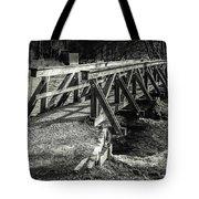 The Wooden Bridge Tote Bag