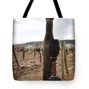 The Wooden Cork Tote Bag