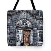 The Wooden Door Tote Bag