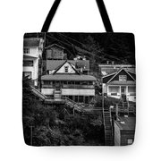 The Wooden Path Tote Bag