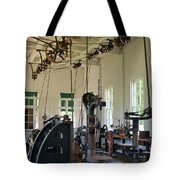 The Work Shop Tote Bag