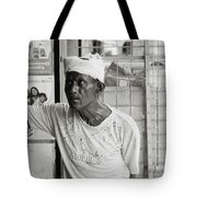 The Worker In Cochin Tote Bag