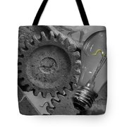 The Working Man Tote Bag