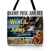 The World In His Arms 1952 Tote Bag