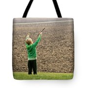 The World Is An Orchestra Tote Bag