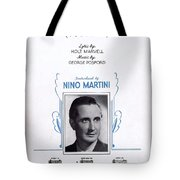 The World Is Mine Tote Bag