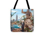 The World Of Willis O'brien Tote Bag