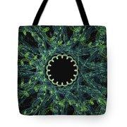 The Worm Hole Tote Bag