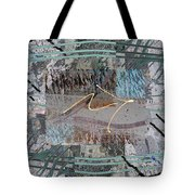 The Writing On The Wall 13 Tote Bag