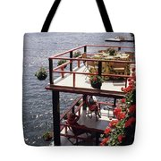 The Wyker's Deck Tote Bag