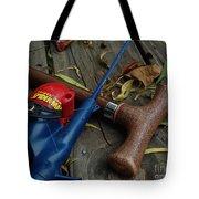 The X Men Tote Bag