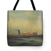 The Yacht Aztec Tote Bag