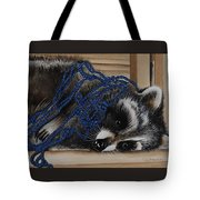 The Yarn Won Tote Bag